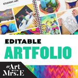Editable Artfolio (Portfolio)