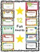 Editable Awards ~12 Styles~  Use To Make Awards For All Ye