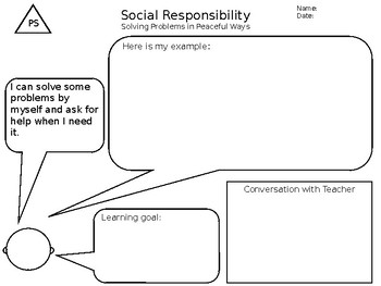 Editable BC Core Competency Self-Assessment