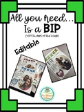 Editable BIP/VIP Templates