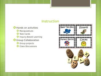 Editable Back To School Night PowerPoint