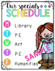 Editable Back To School Pack