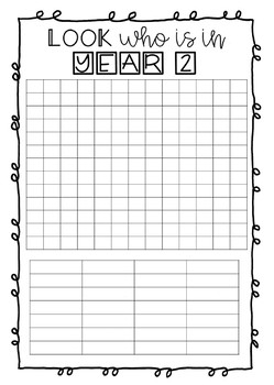 Editable Back To School Student Name Word Search {Prep to Year 6}
