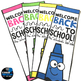 Editable Back to School Bookmarks Student Gifts