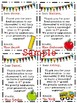 Editable Back to School Classroom Donation Thank You Notes