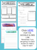 Editable Back to School Forms & Meet the Teacher Packet With 2017-2018 Calendar