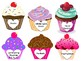 Editable Back to School Night Wish List Cupcakes