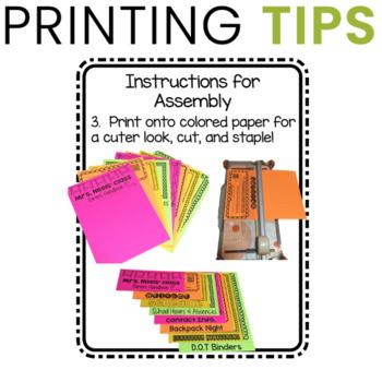 Editable Parent Handbook Flipbook