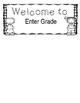 Editable Back to School Parent Handbook