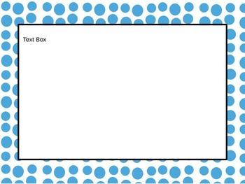 Editable Back to School Powerpoint