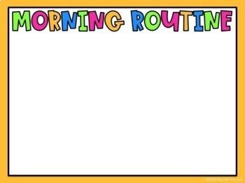*Editable* Back to School Powerpoint Presentation {Black Version}