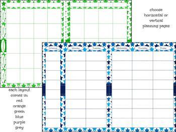 Editable Back to School Planner (Teach for the Stars)