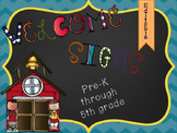 Editable Back to School Welcome Signs
