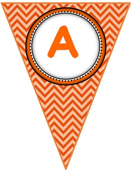 Editable Banners- Chevron
