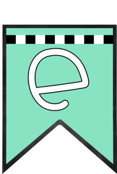Editable Banners Seashore