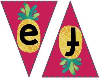 Editable Banners - Tropical Theme