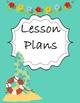 Editable Beachy Keen Teacher Totebook