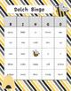 Editable Bee Bingo - Math, Reading, Behavior or much more!