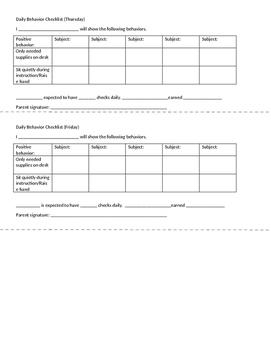 Editable Behavior Plans