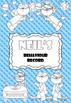 Editable Behaviour Management Tools (Superhero-themed)