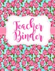Editable Binder Covers & Spines