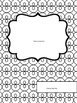 Editable Binder Covers & Spines in Black & White - Part 2