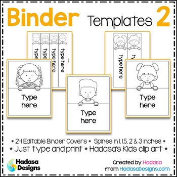 Inch Binder Spine Template  Themesclubnet Binder Spine
