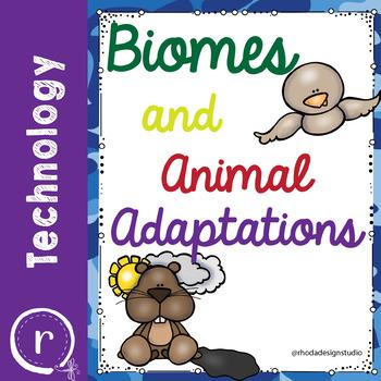 Editable Biomes and Animal Adaptations with Google Earth Tour