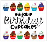 Editable Birthday Display {Google Drive}