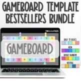 Editable Blank Gameboard Template Best Sellers BUNDLE Goog