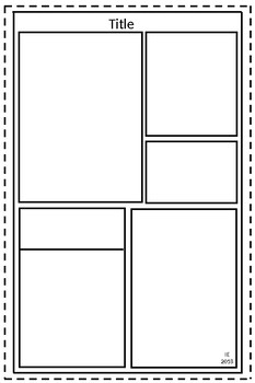 Editable Blank STEM Challenge Template