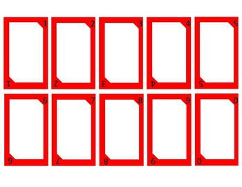 photograph regarding Printable Uno Cards Pdf referred to as Editable Blank Uno Playing cards