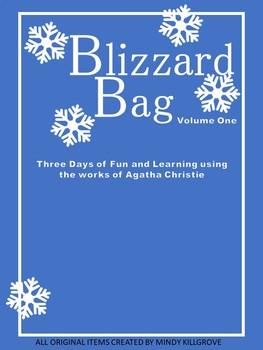 Editable Blizzard Bags (Volume One: Agatha Christie)