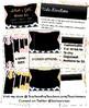 Editable Blush & Gold Binder Kit - Cover, Spine, + Tabs FREE SAMPLE