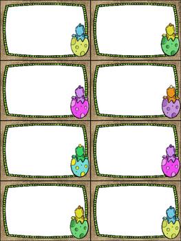 Editable Board Game: Dinoventures