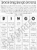 Editable Book Bag Bingo Board