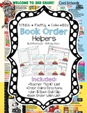 Editable Book Order Notes ~*Get More Book Orders from Students!*~