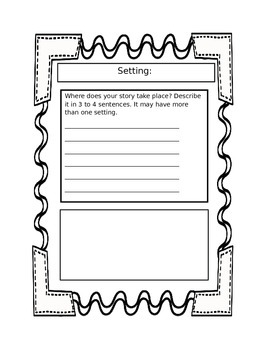 Editable Book Report Template