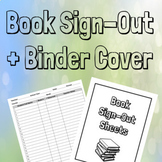 Book Sign-Out Sheet