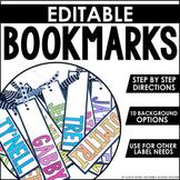 Editable Bookmarks | Labels | Lockertags