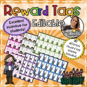 Editable Brag Tags