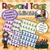 Reward Tags Editable