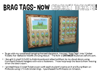Editable Brag Tags- Now Cricket Tickets