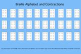 Editable Braille Worksheet - Adobe Photoshop, Printable, Editable