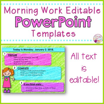 Editable Bright Kids Themed PowerPoint Templates