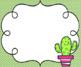 Editable Cactus Labels