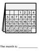 Editable Calendar Book