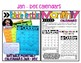 Editable Calendar and Newsletters Templates Bundle