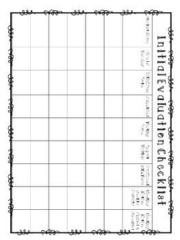 Editable Caseload Binder for Special Educators