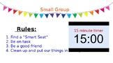 Editable Centers for CKLA small group rotation